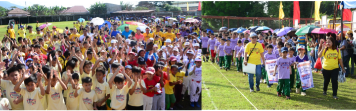 Inter-elementary Sports Tournament sa Tanauan, nagsimula na!